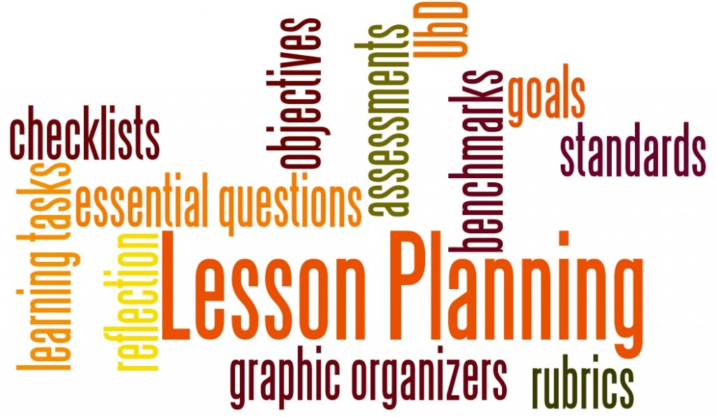 Minutes Lesson Plan Template
